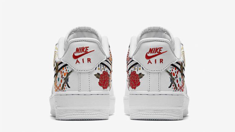 Nike Air Force 1 Lunar New Year White | AO9381 100