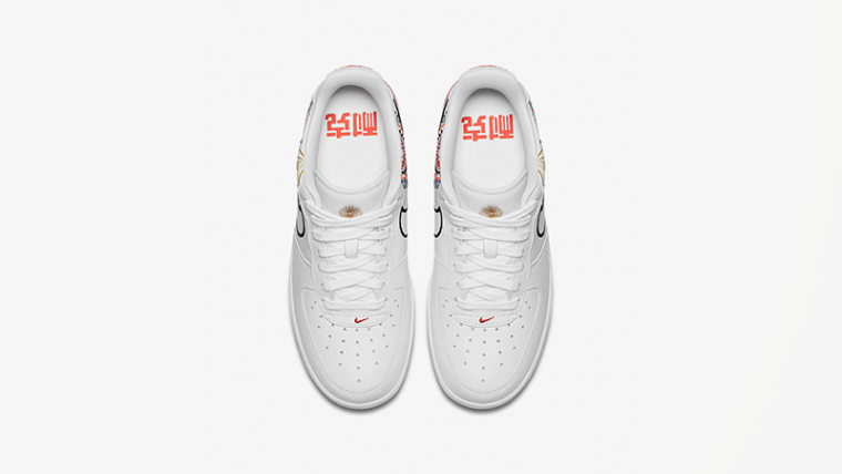 online store 920e5 bfb50 Nike Air Force 1 Low Lunar New Year Women's | AJ8298-100 | The Sole ...