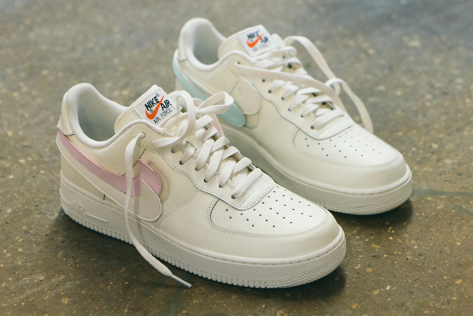 Nike S Customisable Air Force 1 Is Launching With Pretty