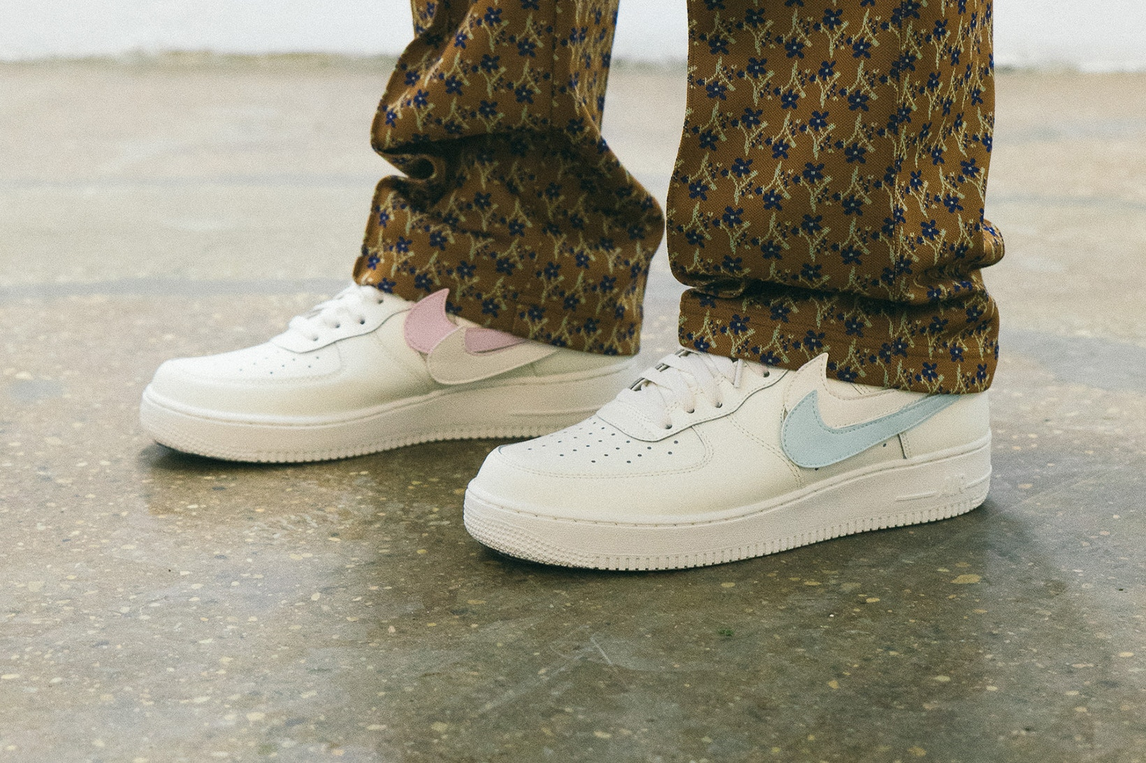 Nike's Customisable Air Force 1 Is Launching With Pretty