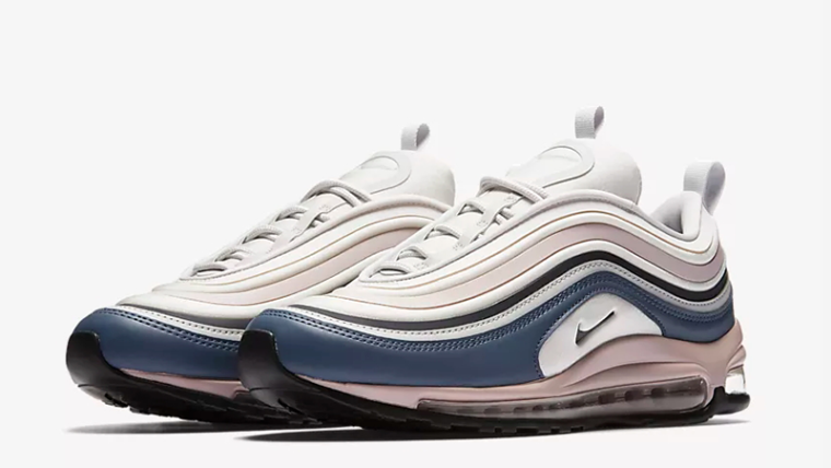 brand new effe3 95e1a Nike Air Max 97 Ultra 17 Grey Obsidian Women's | 917704-006