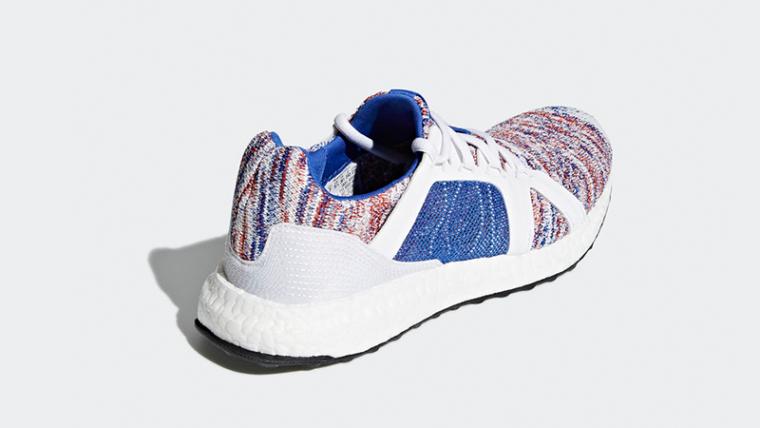 size 40 88068 2c699 adidas Ultra Boost Parley Blue Multi Women's | CQ1708