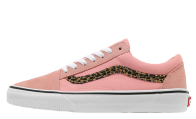 Vans Old Skool Pink Womens