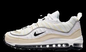 Nike Air Max 98 White Fossil Womens
