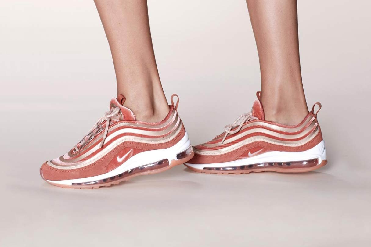 detailed look 7116a 409e6 Rose Gold Transforms The New Nike Air Max 97 LX | Upcoming ...