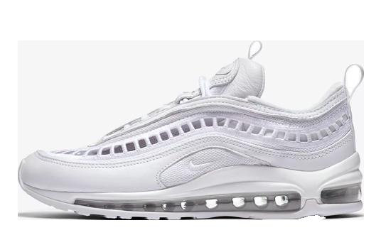 Nike Air Max 97 Ultra '17 SI White Womens