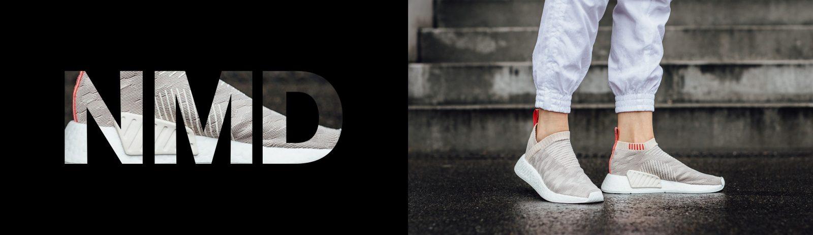 Women's Adidas NMD Trainers