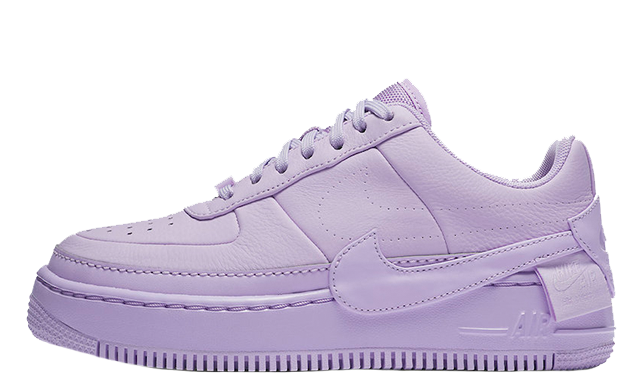 all purple nike air force 1