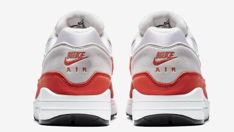 Nike Air Max 1 Habanero Red Womens   319986-035 thumbnail image