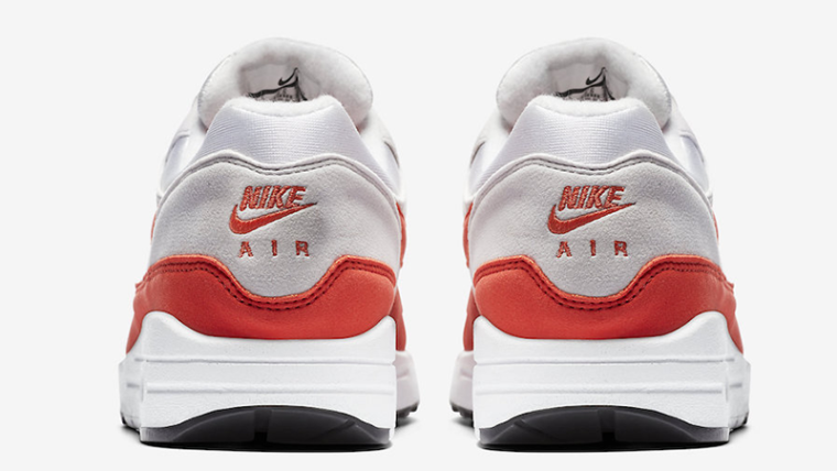 nouvelle arrivee 5bf35 b0fa4 Nike Air Max 1 Habanero Red Womens | 319986-035