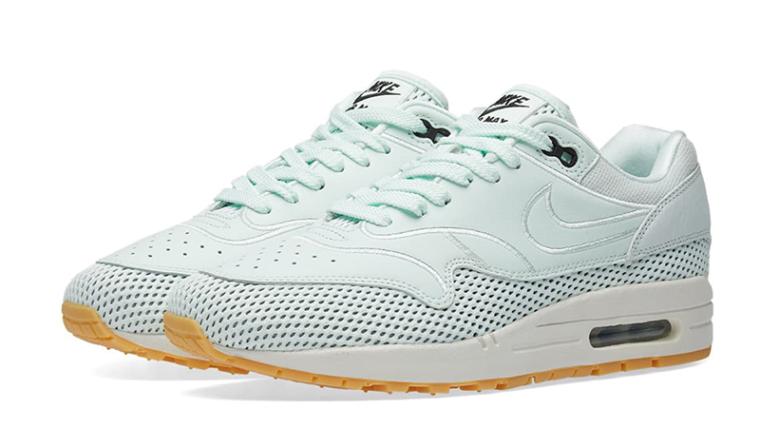 huge discount da1da 48b30 Nike Air Max 1 SI Barely Green Womens