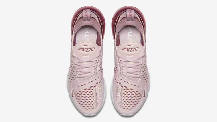 Nike Air Max 270 Rose White Womens | AH6789-601 thumbnail image