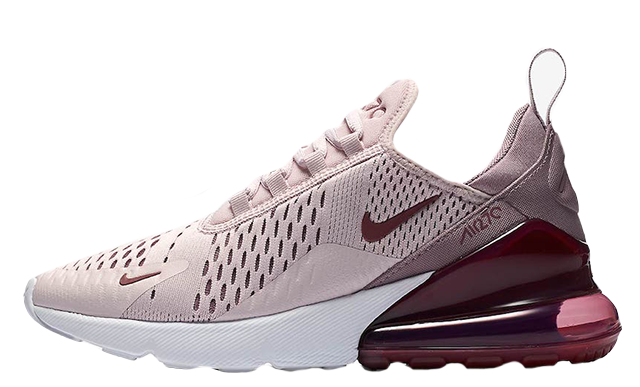 Nike Air Max 270 Rose White Womens | AH6789-601