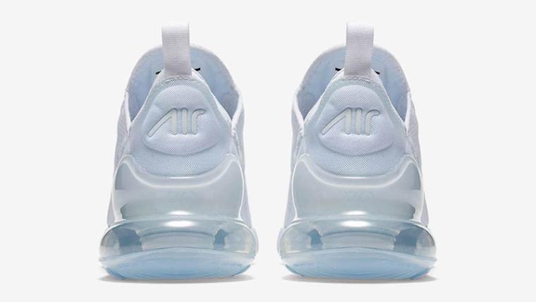 Nike Air Max 270 Triple White Womens