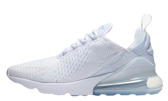 Nike Air Max 270 Womens White Shoes UK