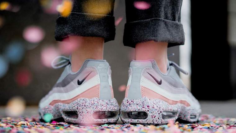 Nike Air Max 95 Confetti Womens thumbnail image