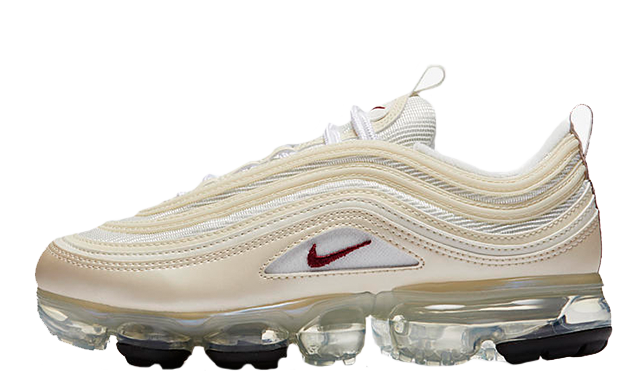 the best popular brand release info on Nike Air VaporMax 97 Cream Womens | AO4542-900 | The Sole Womens