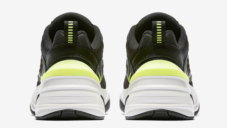 Nike M2K Tekno Black Volt Womens thumbnail image