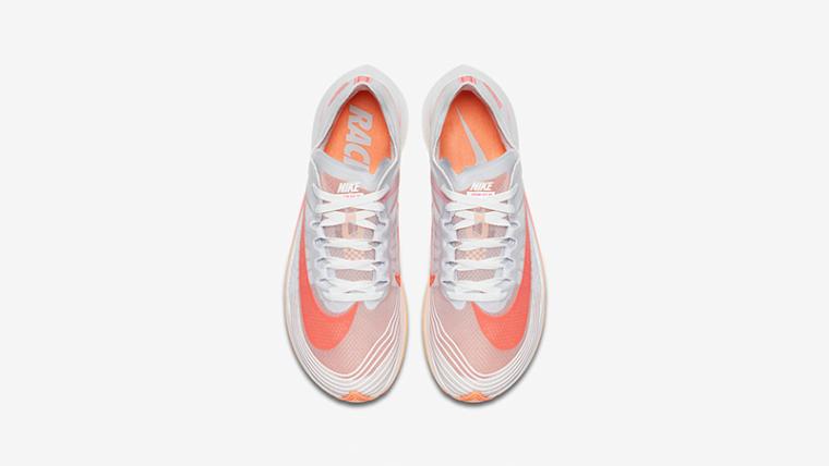 online retailer 92d54 9aa09 Nike Zoom Fly SP Neon Orange Womens | AJ8229-108 | The Sole Womens