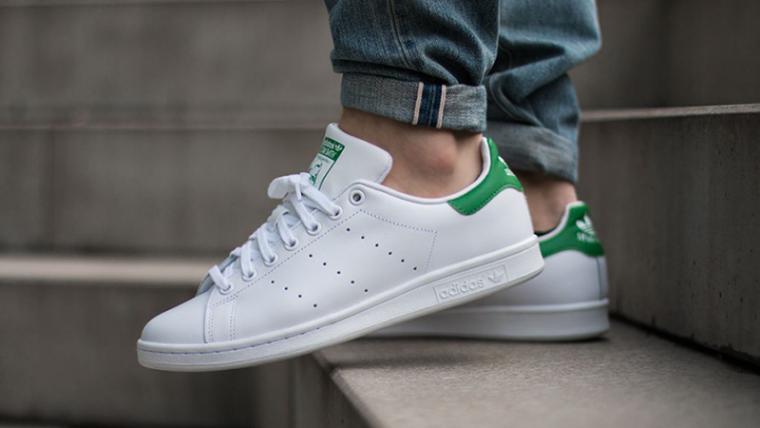 adidas Stan Smith White Green  8e59998082c5