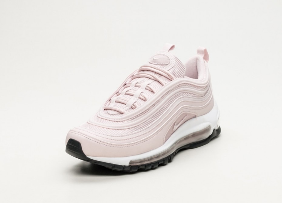 Nike Air Max 97 Pink White Womens  f9c0cac8e
