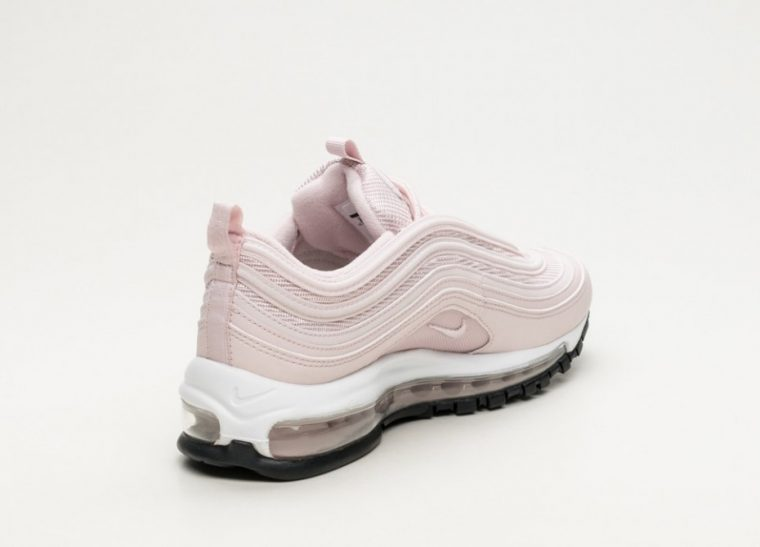 nike air max 97 pink and white