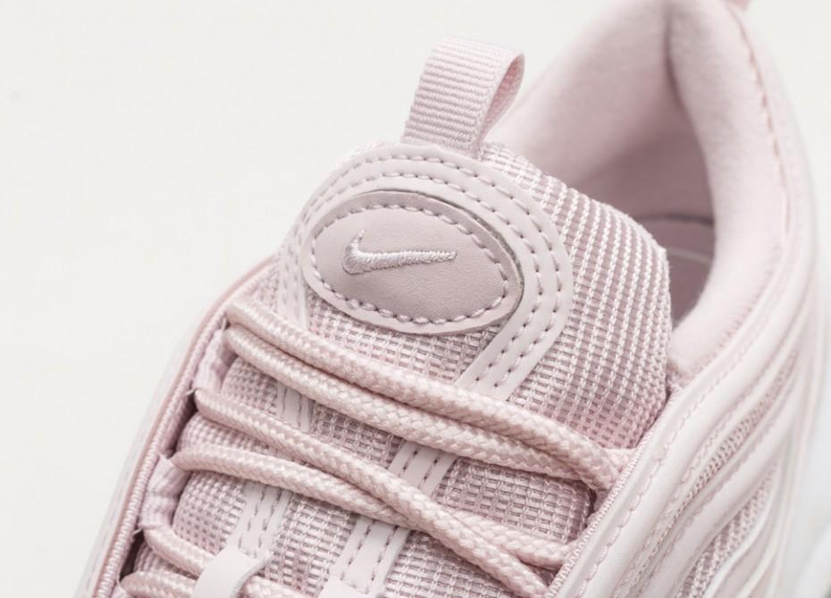 Nike Air Max 97 Pink White Womens | 921733-600