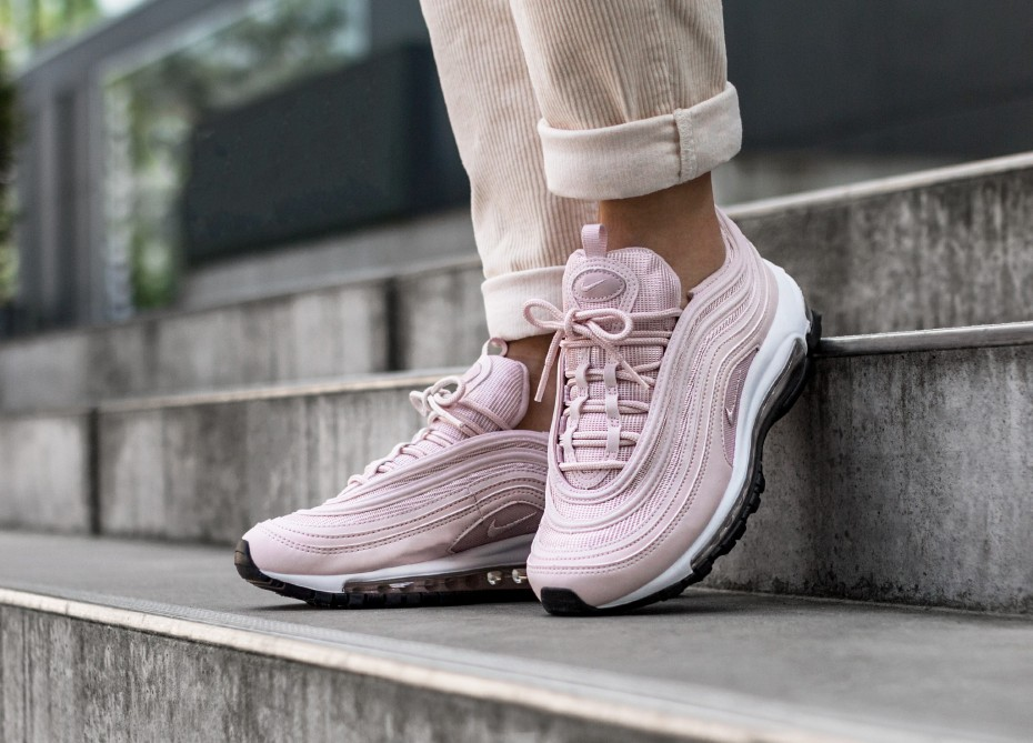 separation shoes e0694 76fbe Nike Air Max 97 Pink White Womens   921733-600