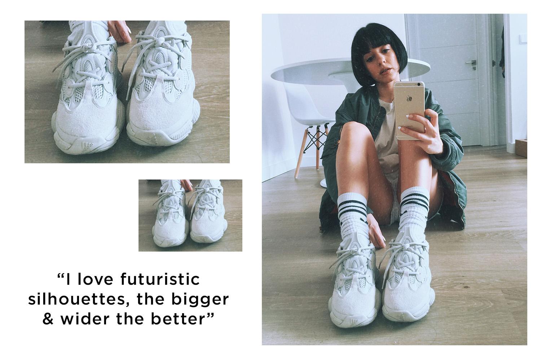 Meet lllustrator x Sneakerhead, Be Fernández-Pacheco