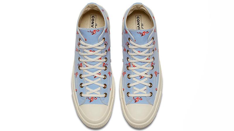 Converse Chuck Taylor All Star 70 Flamingo Blue Womens 160479C 02 168a8239f