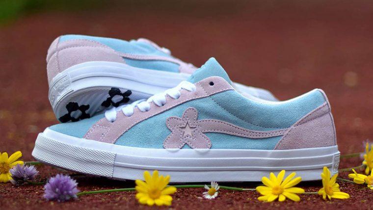 Converse x Golf Le Fleur One Star Pink