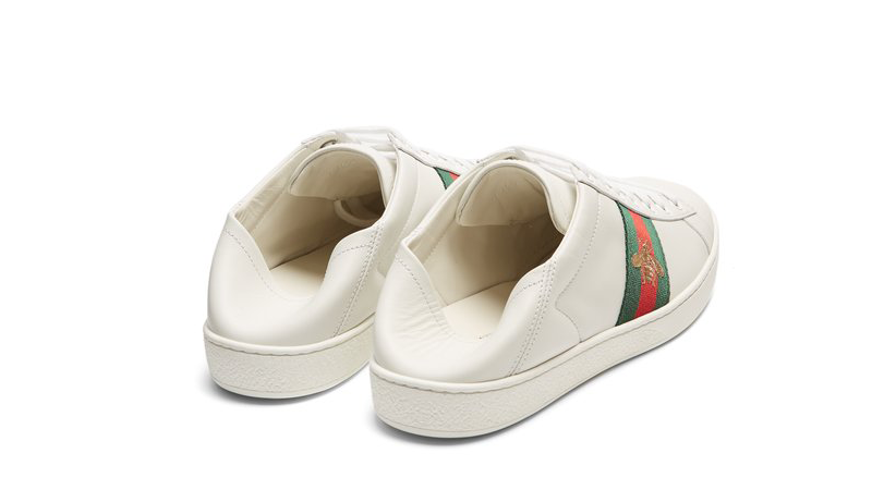 GUCCI Ace Bee White 03