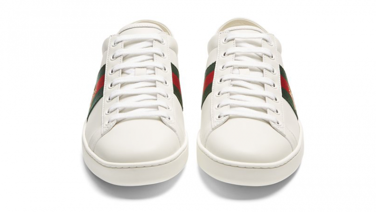GUCCI Ace Bee White 04 thumbnail image