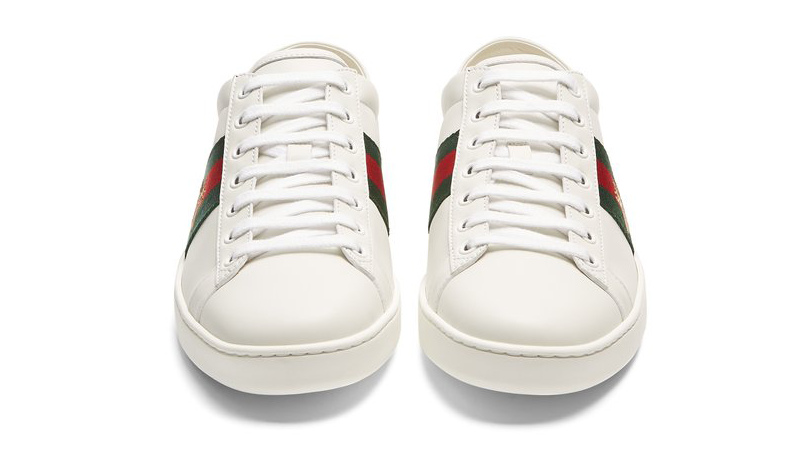 GUCCI Ace Bee White 04