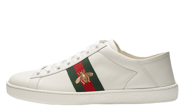 Gucci Bee sneakers If you'd like to get your own two-way Gucci sneakers, head to the links  above to secure your pair! UK true DD/MM/YYYY