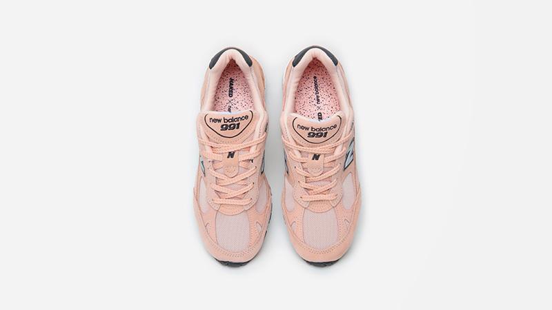 Naked x New Balance 991NPS Pink Womens 02