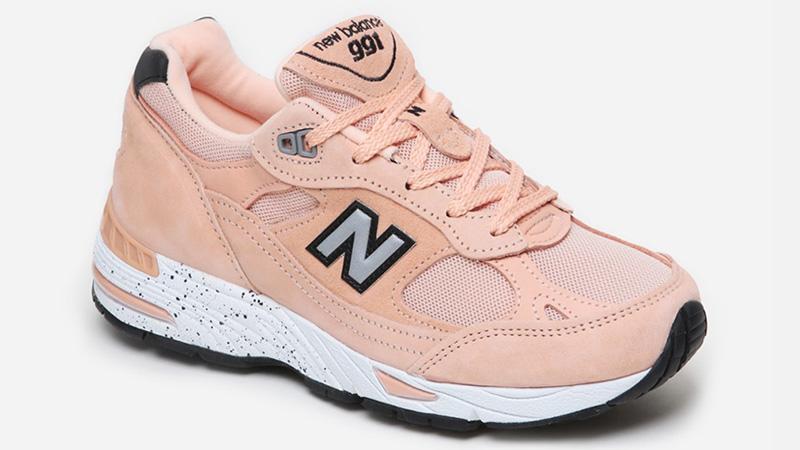 Naked x New Balance 991NPS Pink Womens 03