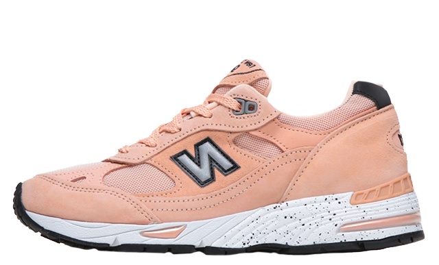 Naked x New Balance 991NPS Pink Womens