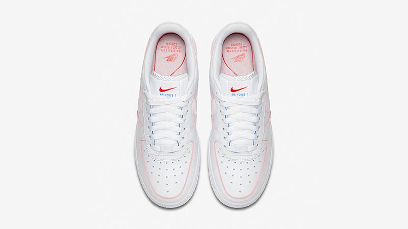 Nike Air Force 1 Low Triple White Womens | AQ4139 100