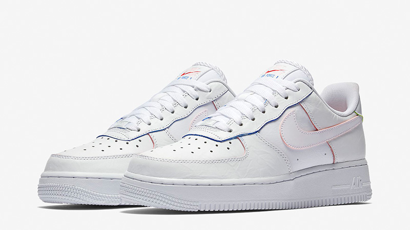 new products 4b798 407b6 Nike Air Force 1 Low Triple White Womens   AQ4139-100