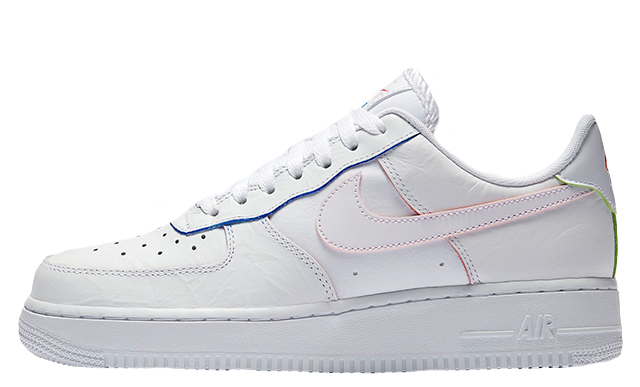 new products c9a0a 35c58 Nike Air Force 1 Low Triple White Womens   AQ4139-100