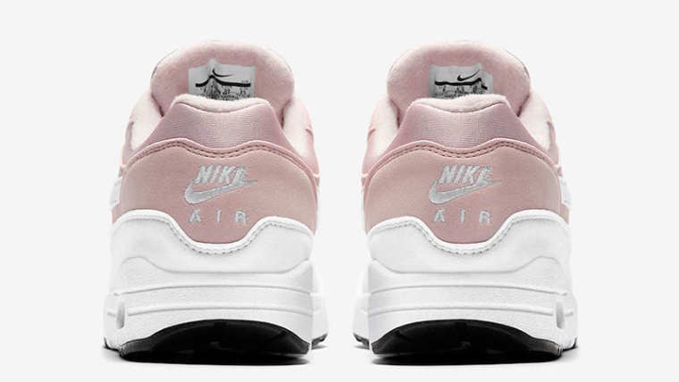 new styles e2ed8 1170d Nike Air Max 1 Barely Rose Womens   319986-607