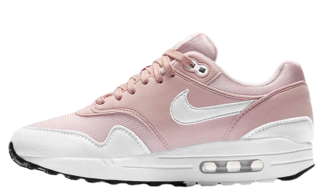 Nike Air Max 1 Barely Rose Womens | 319986-607