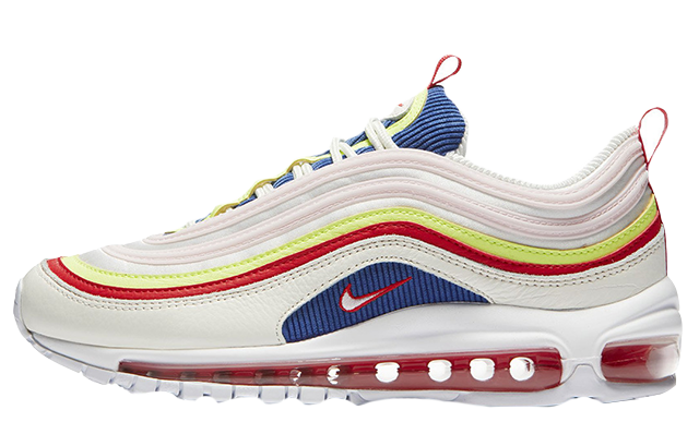 timeless design d793a c9eb2 The Nike Air Max 97 Corduroy Pack is scheduled to release on May 17th via  the retailers listed. Keep it locked to our social media pages for more  updates ...