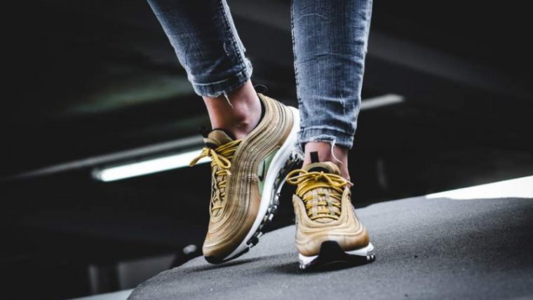 97 The Gold Og 700 Sole 885691 Womens Max Nike Air PagESS