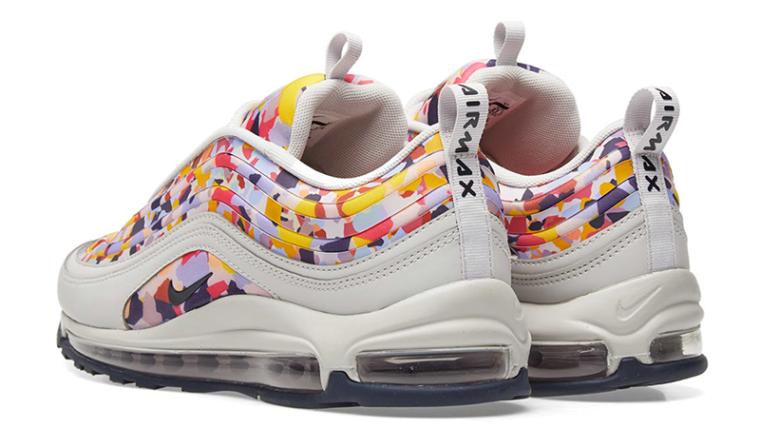 Nike Air Max 97 White Confetti Womens   AO2325-003