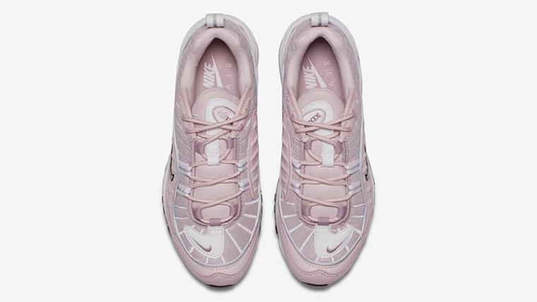 buy online d2f2f 05bad Nike Air Max 98 Barely Rose Womens   AH6799-600