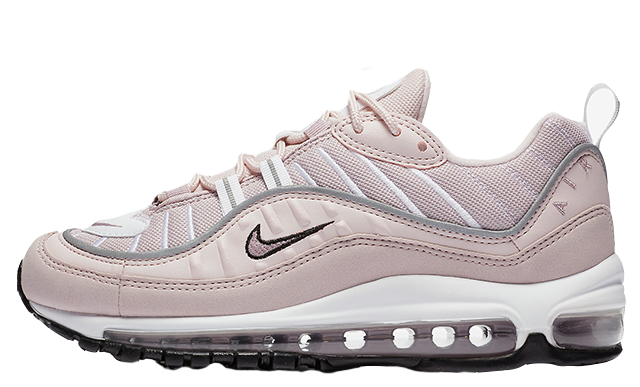 buy online fd502 590a7 Nike Air Max 98 Barely Rose Womens | AH6799-600
