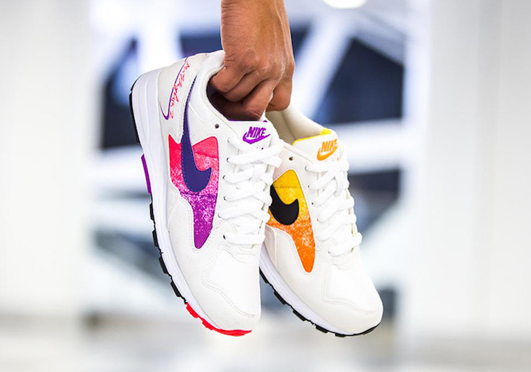 new styles ed549 755b8 The Nike Air Skylon II Will Fulfil Your Retro Sneaker Dreams