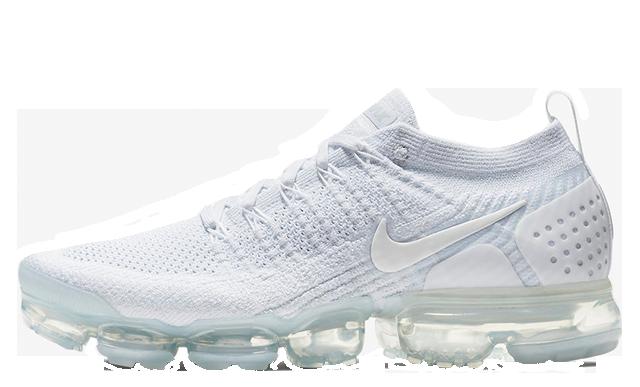 Nike Air VaporMax 2.0 Triple White   942842-100